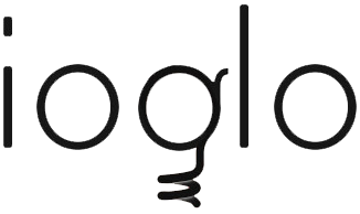 ioglo guerilla marketing logo